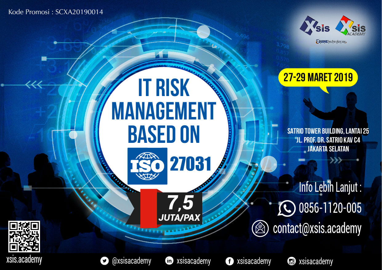 IT Risk Management based on ISO 27031 - image Iso-27001-01 on http://xsis.academy